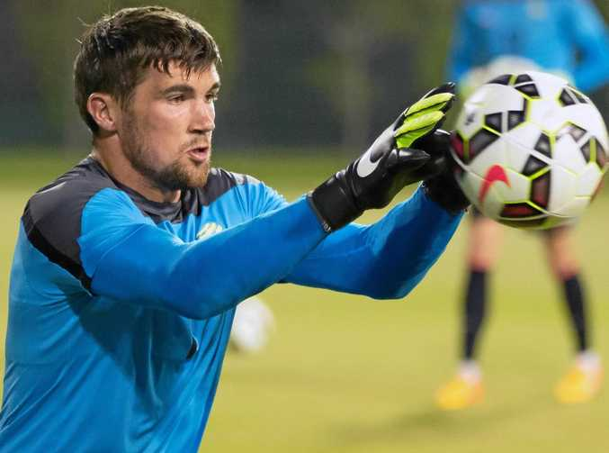 Socceroos goalkeeper Mat Ryan could be on the move.