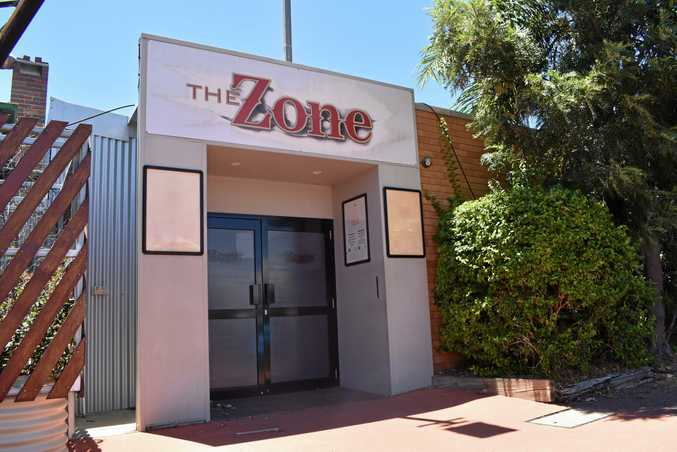 DOORS OPEN: The Zone will reopen on Saturday night.
