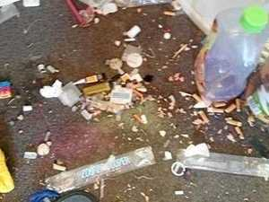 Landlord's nightmare: Rental home trashed