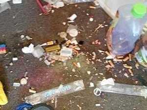Landlord's nightmare: Rental home trashed