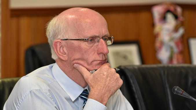 Fraser Coast Regional Council meeting - Mayor Chris Loft.