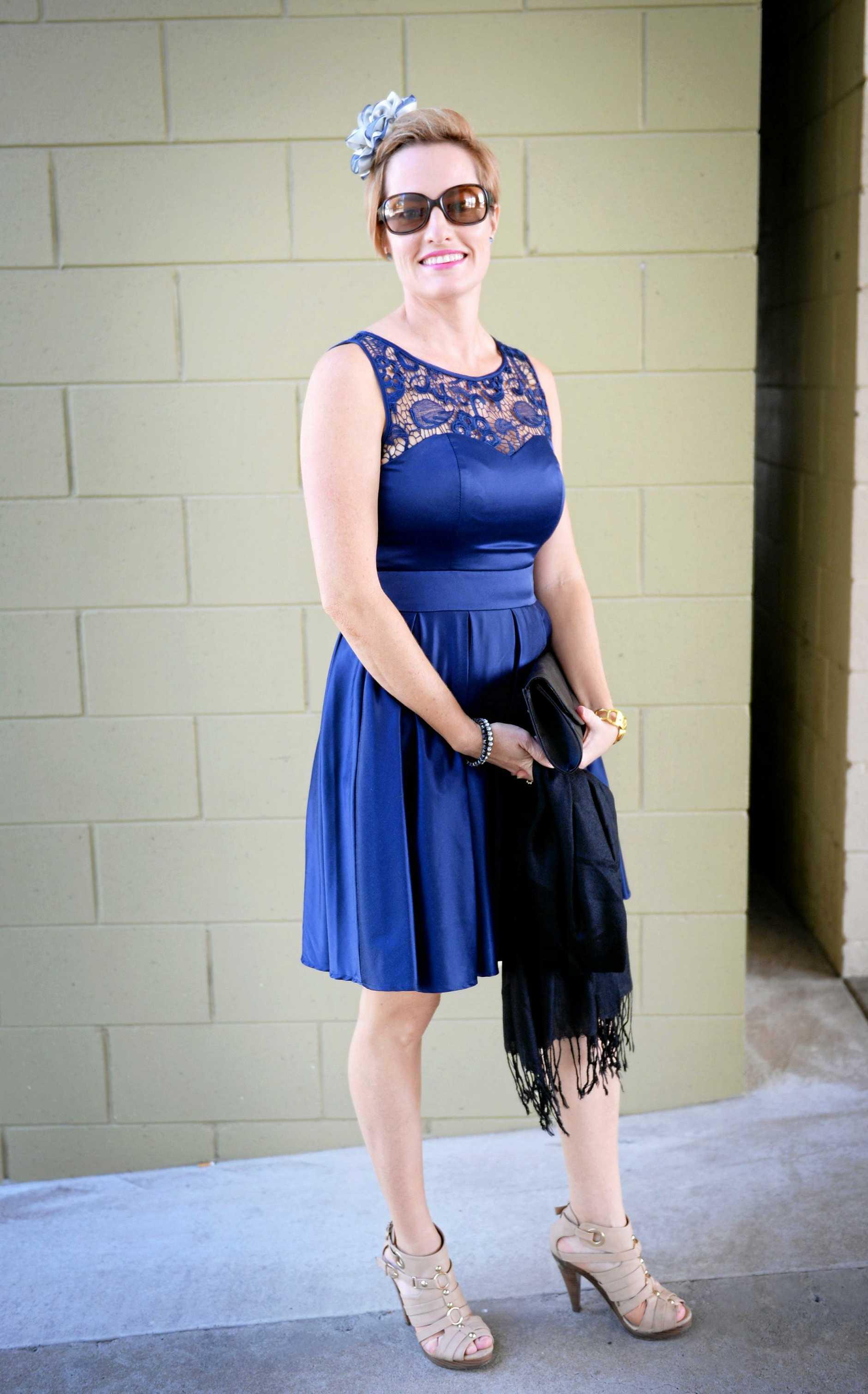 Angela Grice. Photo Allan Reinikka / The Morning Bulletin