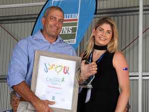 PHOTO GALLERY: Regional winner recognised for tireless work