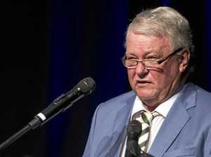 MP apologises for cringe-worthy border joke at citizenship ceremony