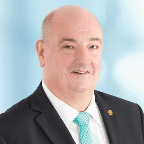 Gold Coast MP Michael Hart.
