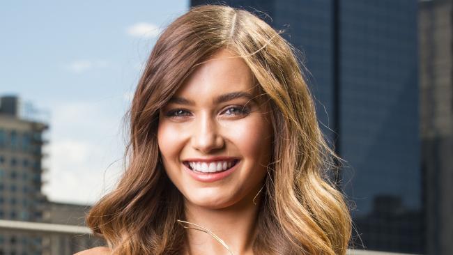 Miss Universe Australia Caris Tiivel