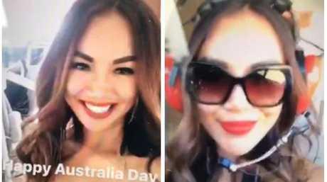 Endah Cakrawati, 30, was killed in a plane crash on the Swan River, WA.