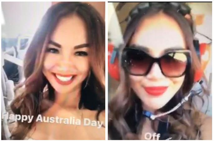 Endah Cakrawati, 30, was killed in a plane crash on the Swan River, WA.