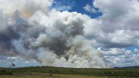 National Parks and Wildlife Service and NSW Rural Fire Service crews are working to contain a number of fires burning in the Yuraygir National Park area south of Brooms Head and to the east of Grafton. The fire is not currently threatening property.