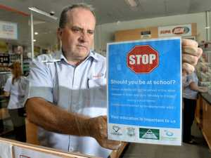 Lowood business cracking down on wagging