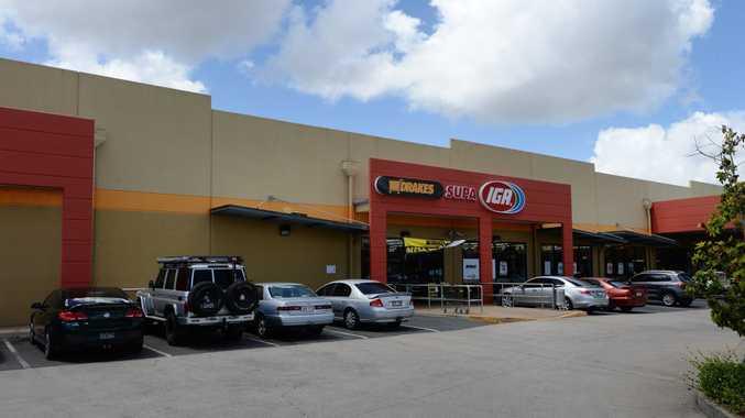 Glenmore IGA supermarket.