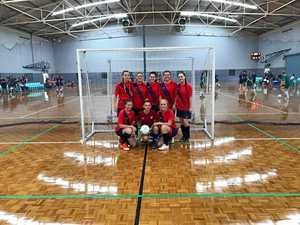 Mackay youth team impressive at titles