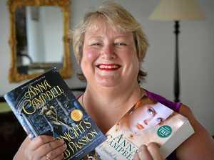 Coast author nominated for eight prestigious awards