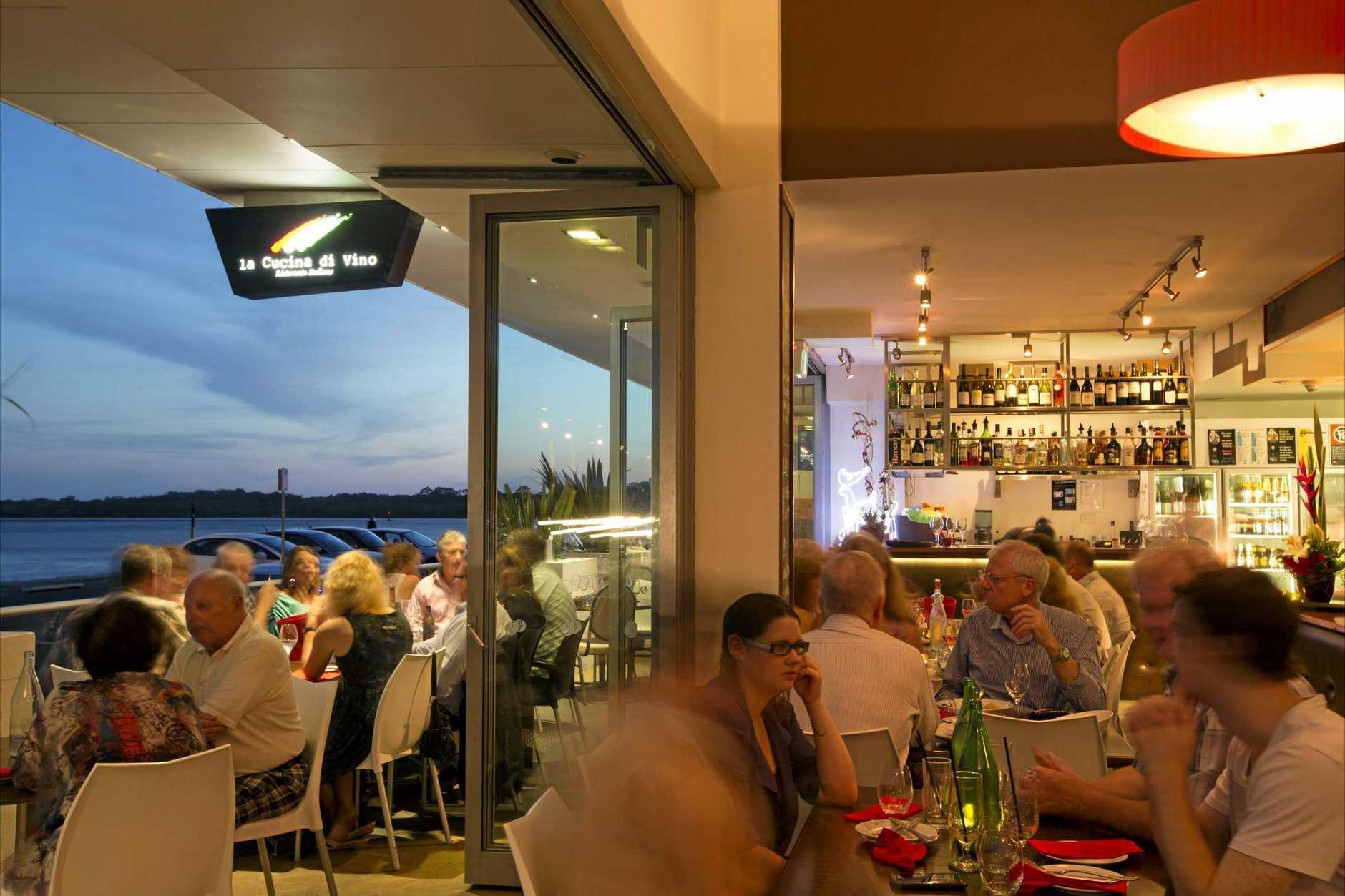 La Cucina Di Vino tops the list for Ballina takeaway.