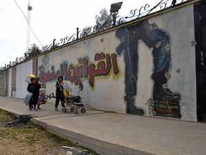 IS threat to kill 350,000 Mosul kids