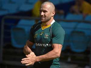 Giteau says adieu to French rugby