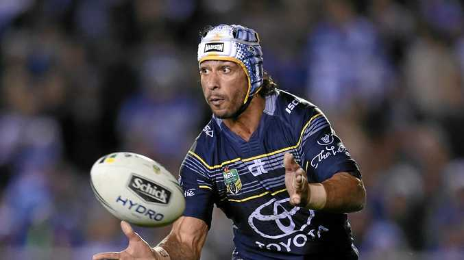 Johnathan Thurston of the Cowboys will make his Nines debut.