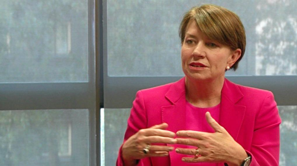 Anna Bligh will be a guest speaker.