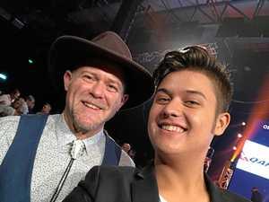 Mason follows country-music dream to Tamworth