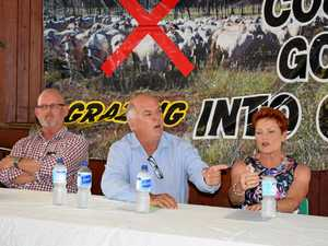 SHOALWATER: One Nation points to legal case to help landholders