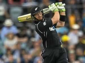 Star Black Caps batsman out of second ODI