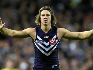 Fyfe has 'full football focus' in bid to make comeback