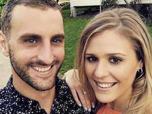 Mackay man declares his love after falling 12,000ft