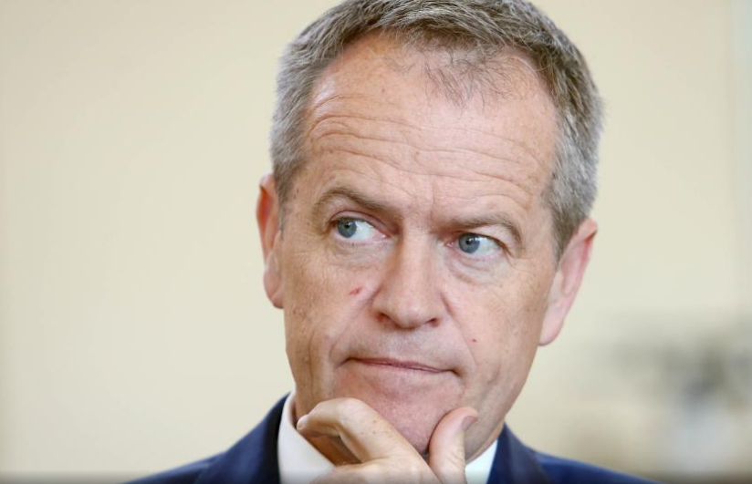 Opposition leader Bill Shorten has vowed to put jobs first. Picture: Aaron Francis/The Australian