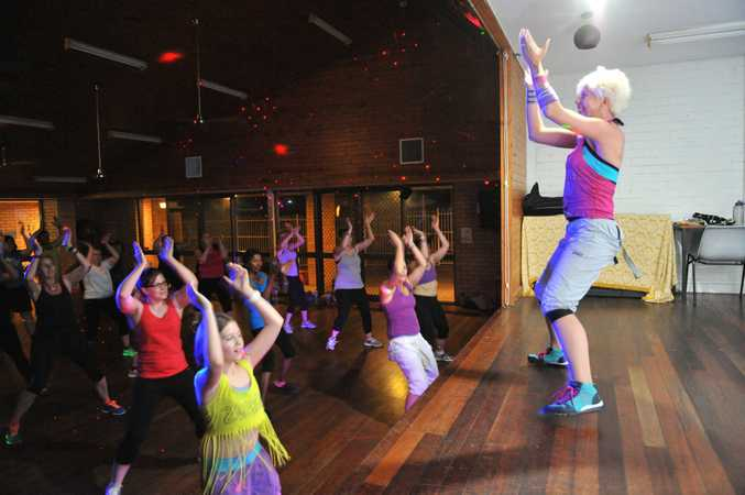 Maybe Zumba is your style of exercise? There is more to being active than running and lifting weights!