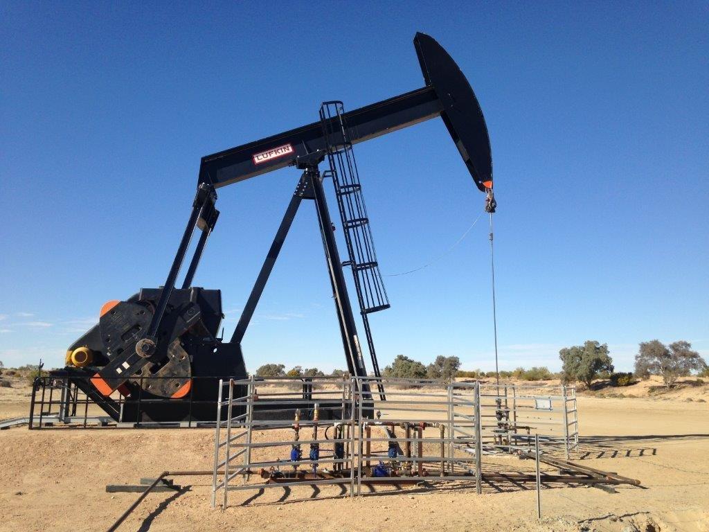 One of Senex's oil sites.