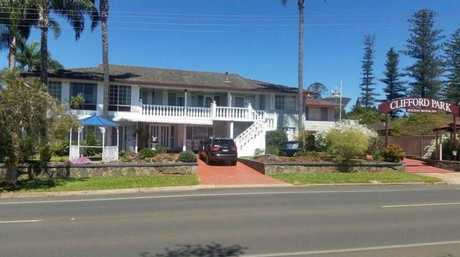The Clifford Park Holiday Motor Inn is the latest motel or hotel up for sale in Toowoomba.
