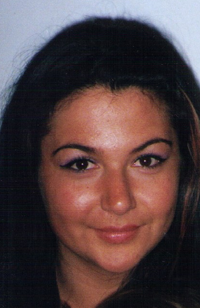 Amirah Droudis will spend years in prison for the frenzied stabbing murder of her lover Man Monis's ex-wife, whose body she set alight in a suburban apartment block in 2013.
