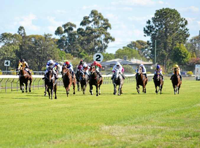 TAB TRACK: TAB racing returns to Bunya Park tomorrow with a seven-race program for punters. Photo Lyndon Keane / Dalby Herald