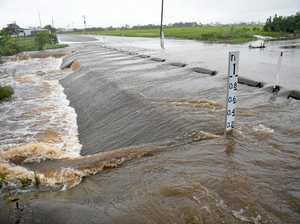 Roads still closed across region due to flooding: TMR
