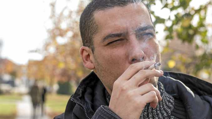 NO GO: Smoking is now banned in national park areas.