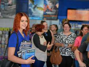 Gympie bids a fond farewell to Blockbuster