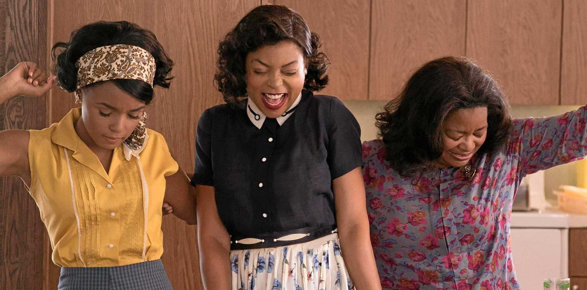 HIDDEN FIGURES: A movie based on the untold true story of the women behind one of the greatest achievements of mankind.