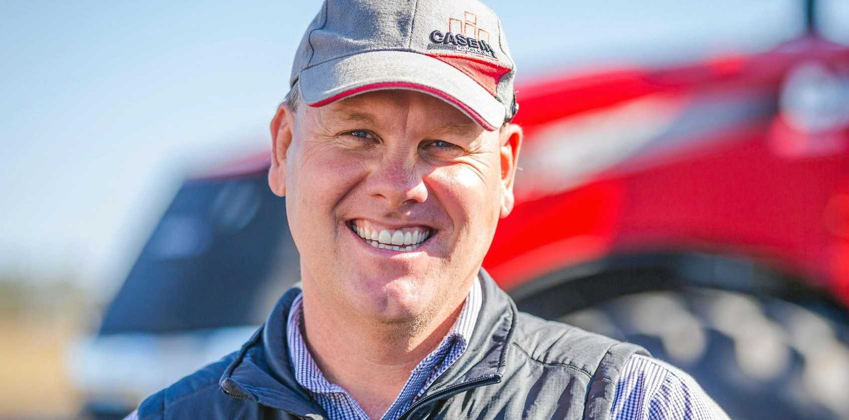 Managing Director Mick McDonald is excited about bringing trucks into the Wideland Group fold.