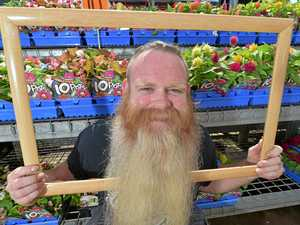 Hairy competition ahead for Coast man