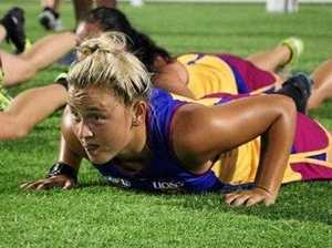 BREAKING: Megan Hunt makes Brisbane Lions team