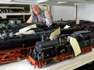 'Secret' model train collection set to be made public