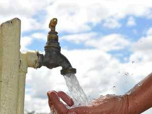 When water restrictions may come into effect