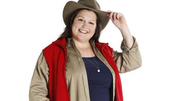 Tziporah Malkah, formerly Kate Fischer, is a contestant on I'm A Celebrity... Get Me Out of Here!