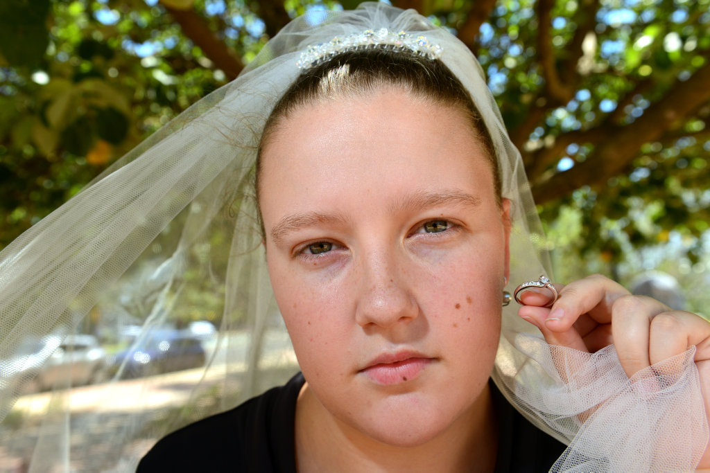 YOU ARE KIDDING: Just 2 weeks out from her wedding Tayla Swanson has just been told her venue has closed.