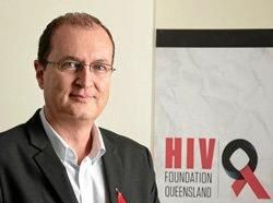 HIV Foundation Queensland chairman Dr Darren Russell says all Queenslanders can access HIV prevention tools.