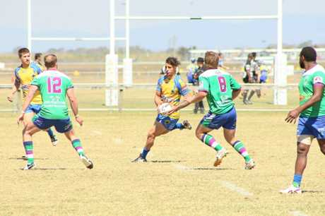 Souths Sharks' Nathan Benson will take to the field with Malta Knights in Sydney this weekend.