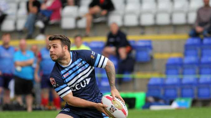 INTERNATIONAL STAGE: After a season in the English National League, Nathan Benson is back on home soil to play for Malta Knights.