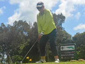 Mackay golfers back in the swing of things