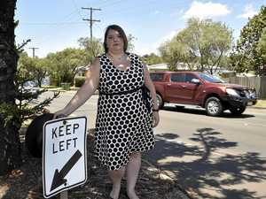 Woman sick of 'dangerous' Toowoomba intersections