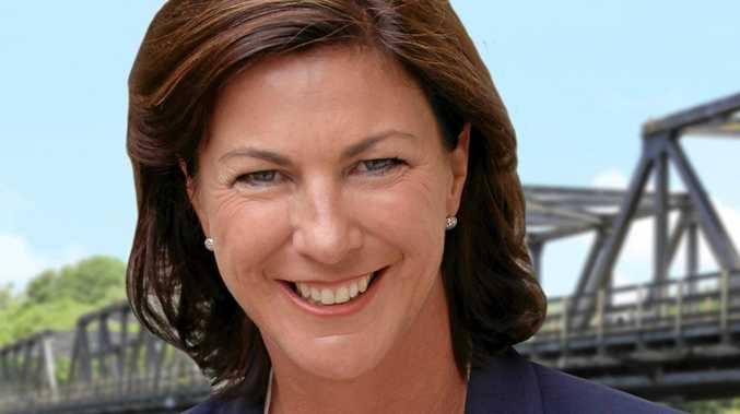 Member for Oxley Melinda Pavey is being touted as a potential new minister in the Baird Government.